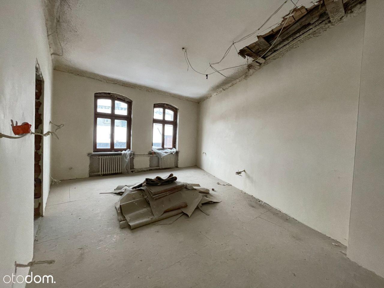 Lokal mieszkalny do remontu 121m2, centrum