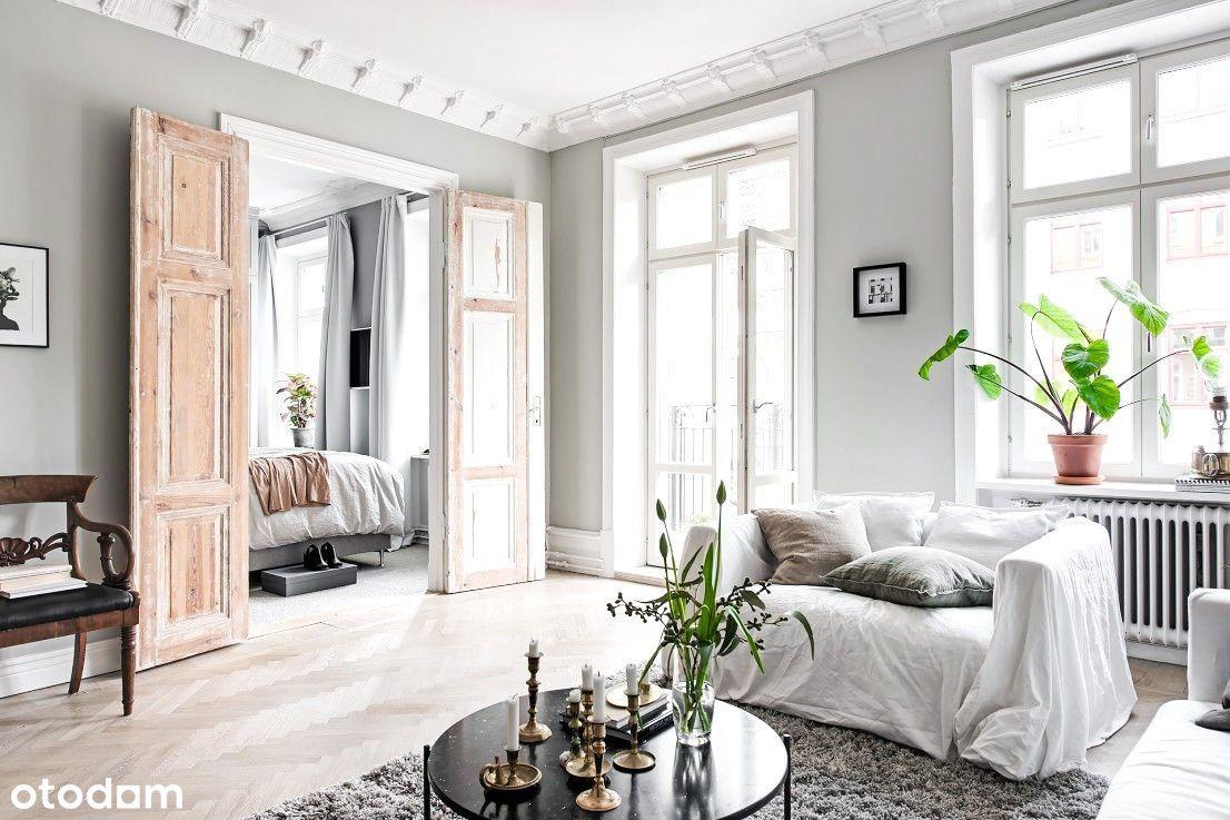 Przestronne i eleganckie mieszkanie w Centrum.