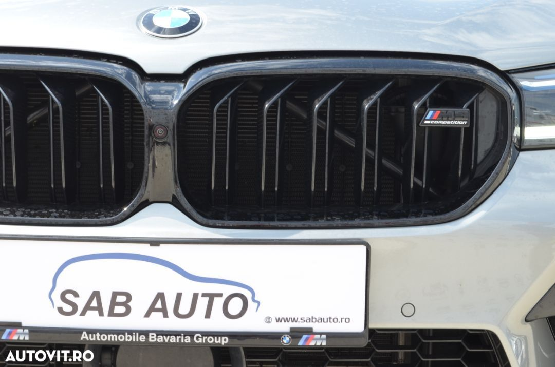 BMW M5 Competition - 5