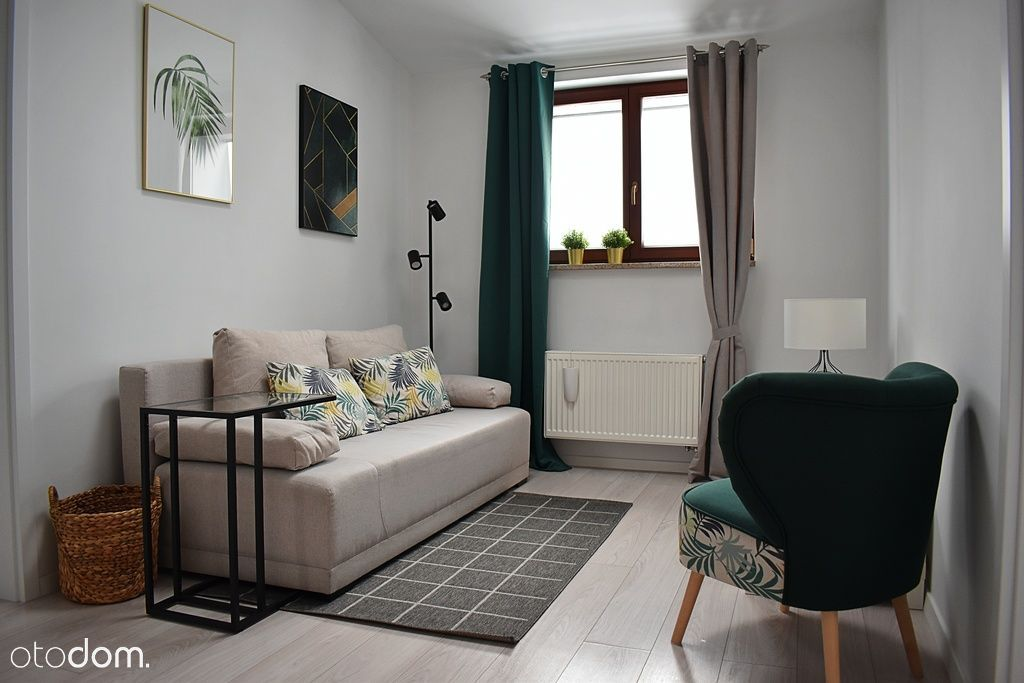Eleganckie mieszkanie w zrewitalizowanej kamienicy