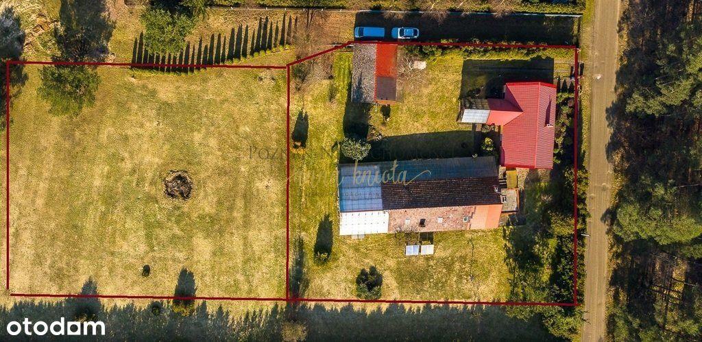 Posiadłość wiejska (opcja agroturystyka) 5200 m2