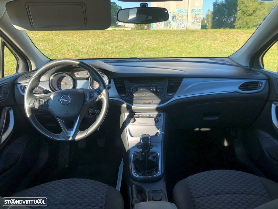 Opel Astra Sports Tourer 1.6 CDTI Business Edition S/S - 32