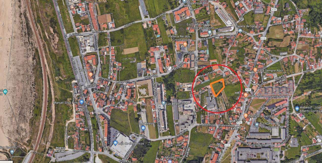 Terreno para comprar, São Felix da Marinha, Porto - Foto 1