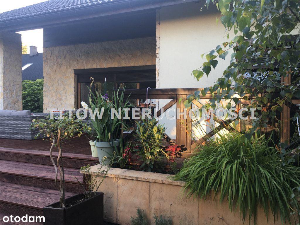 Sosnowiec Ostrowy dom wolnostojący nowy sprzedam