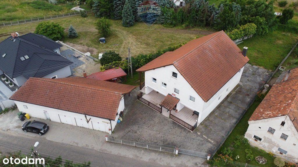 Dom wczasowy w Otmuchowie (obręb Sarnowice)
