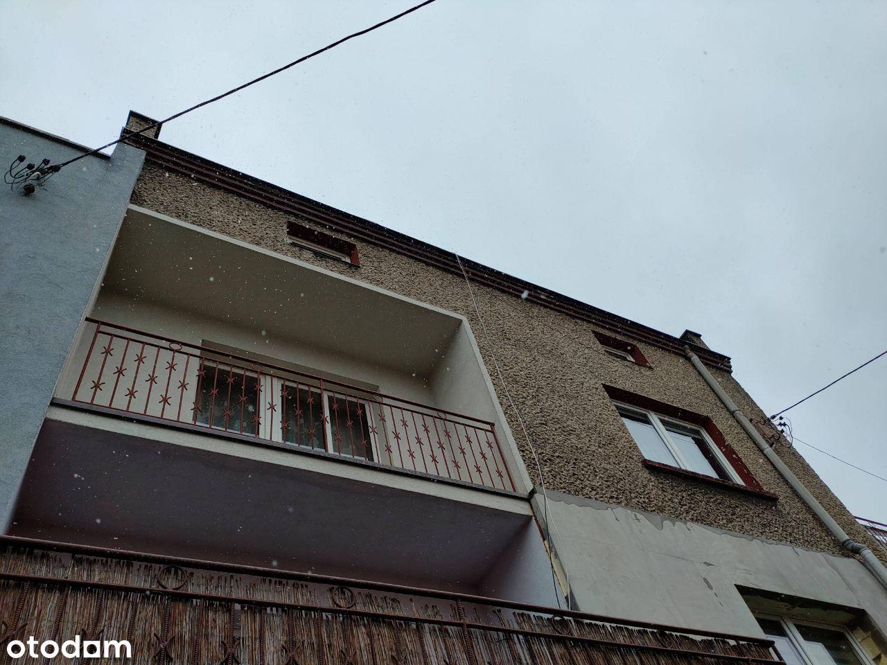 Będzin Małobądz, 84m2, 3pokoje, garaż, dwa balkony