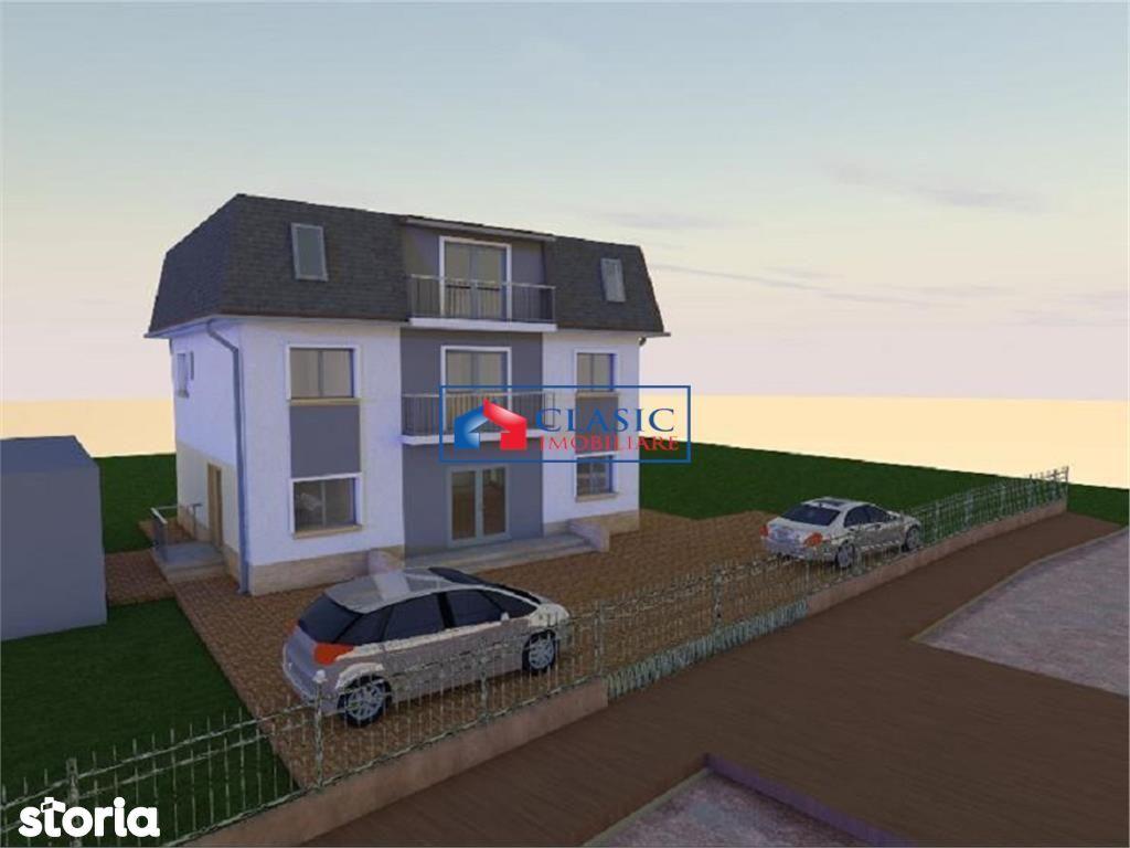 Vanzare apartament 3 camere bloc nou in Apahida- zona Panemar, Cluj Na