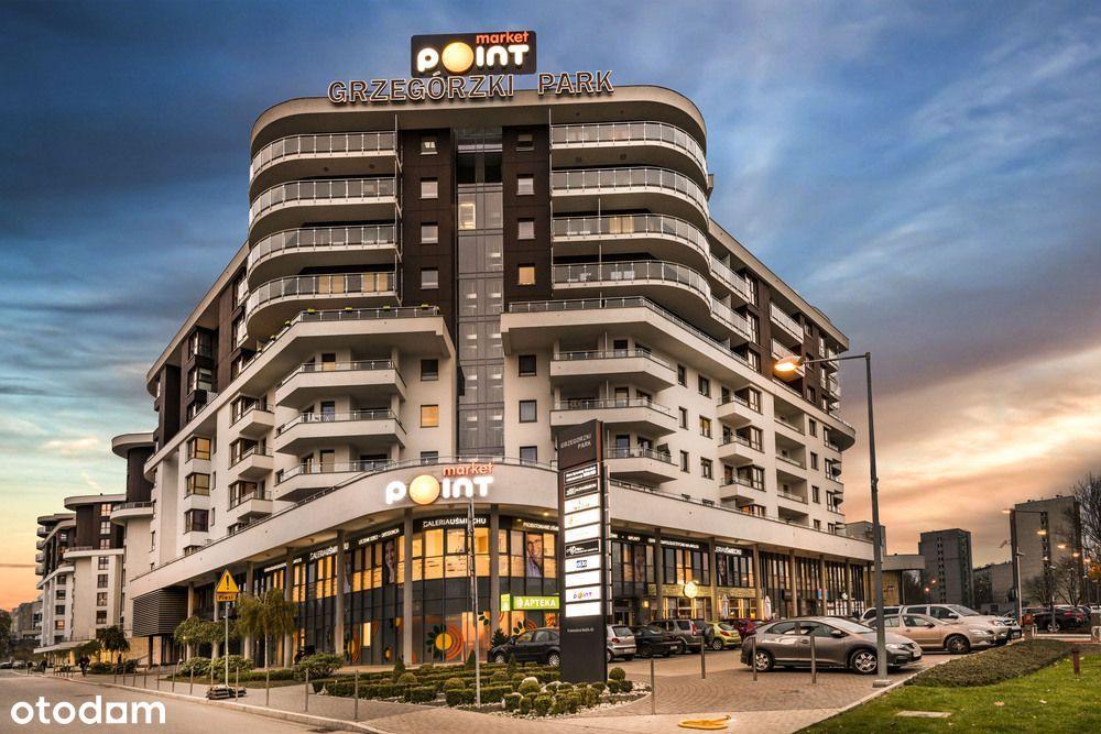 Apartament w inwestycji Grzegórzki Park A7/M8