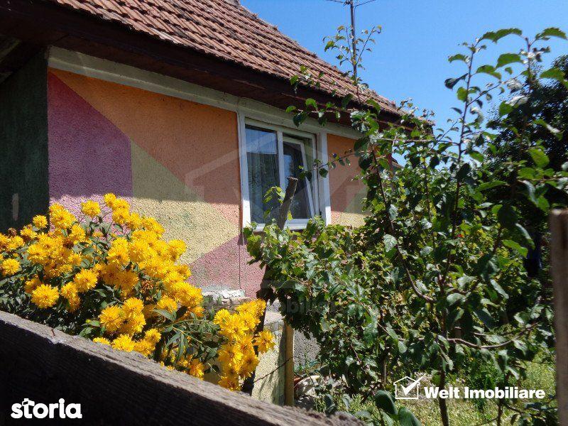 Casa renovabila/demolabila, teren 1000 mp, Iris, 5 min Auchan