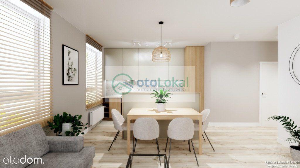 Mieszkanie, 51,44 m², Mińsk Mazowiecki