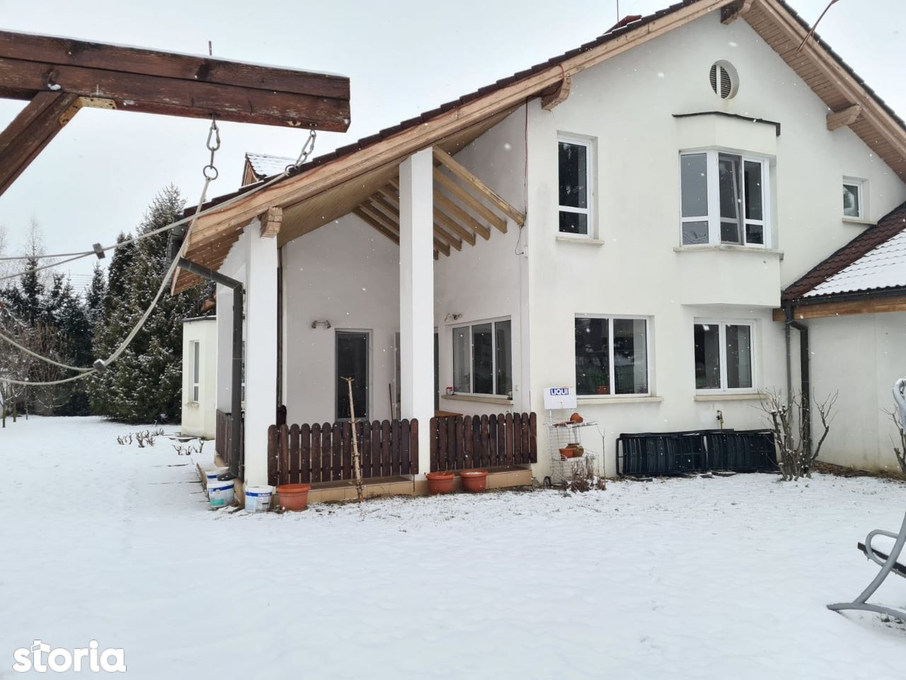 vila, Tractorul