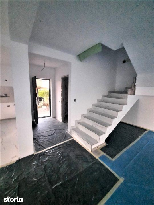Vila Duplex Bragadiru Central 4 camere 2 bai id nr 34