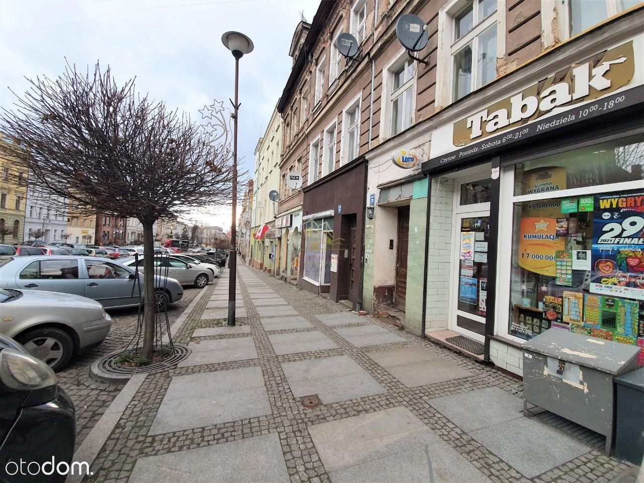 Lokal użytkowy w Niemczy! 60m2 Rynek!