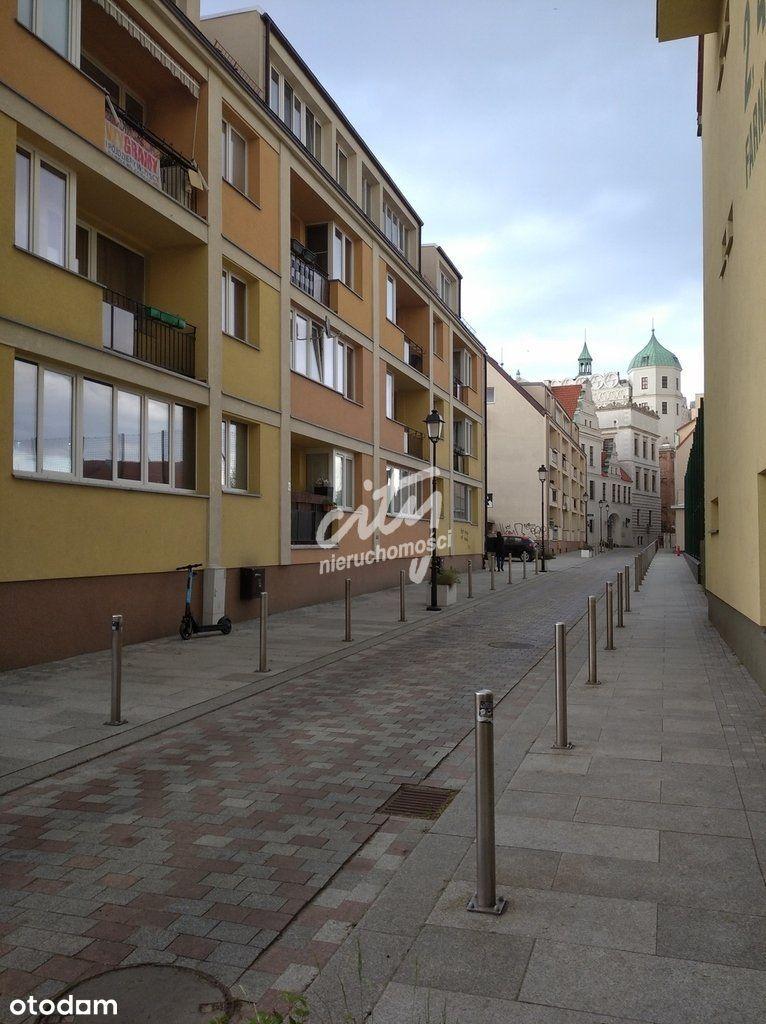 *Stare Miasto*3 Pok*60M2 1P*Balkon*Parking 449 Tys