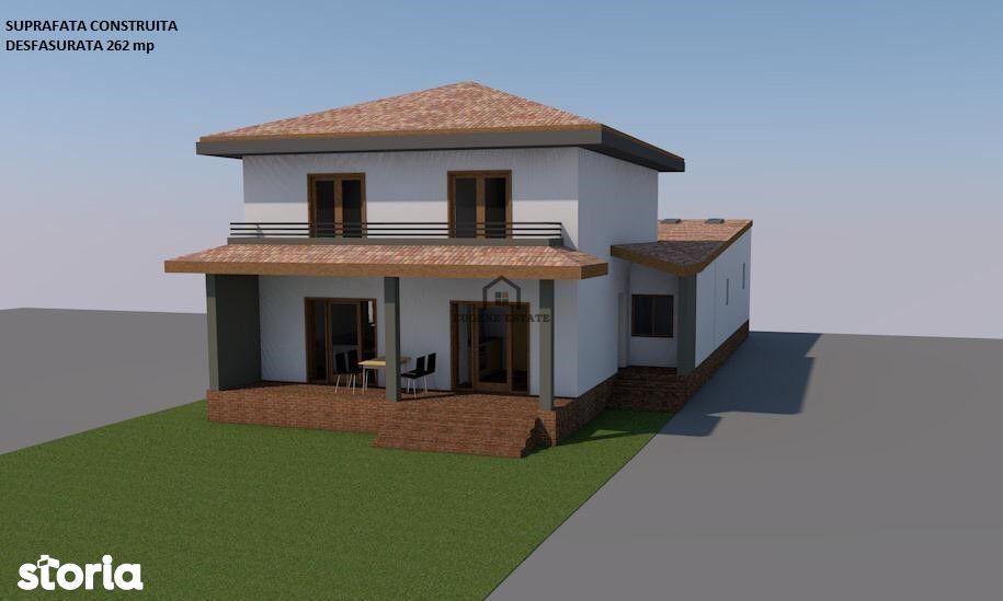 Teren, autorizatie de constructie Parter + 1 Etaj, Mehala