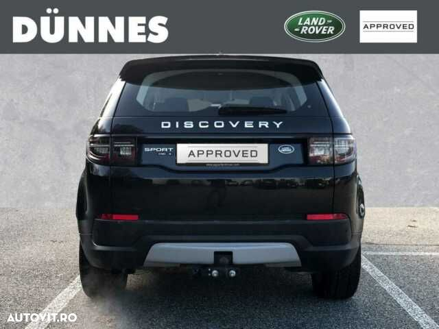 Land Rover Discovery Sport - 5
