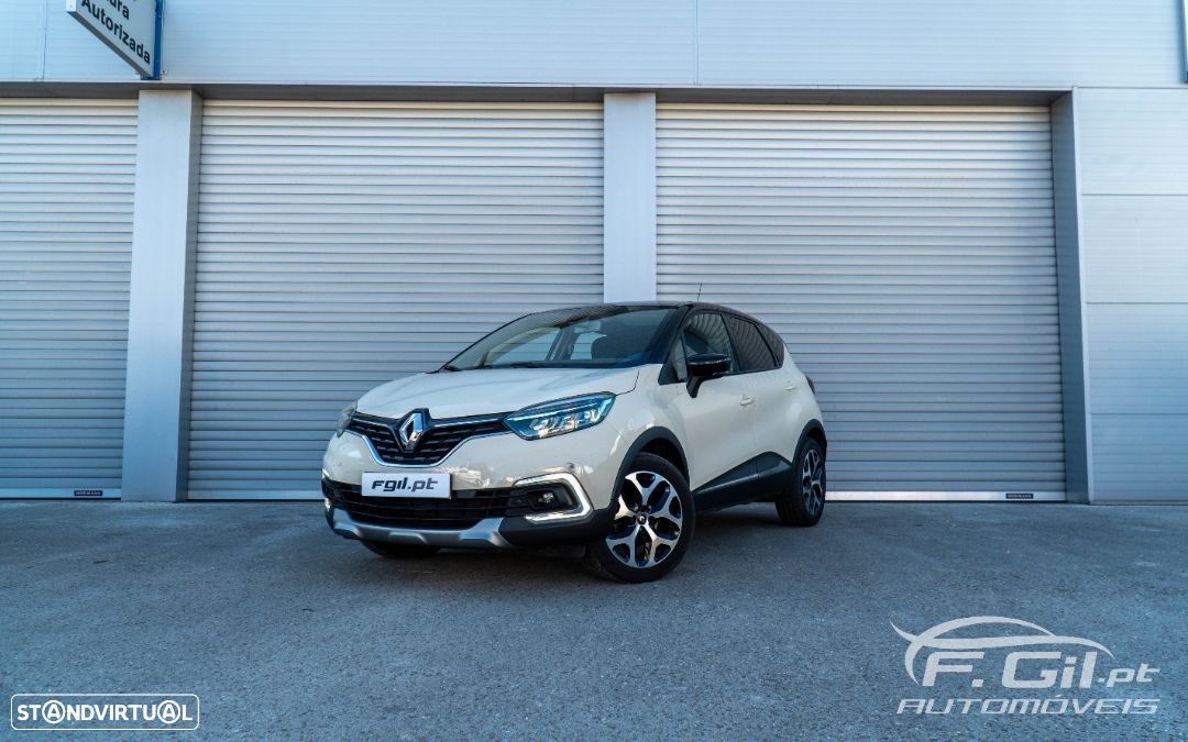Renault Captur 1.5 dCi Exclusive - 18