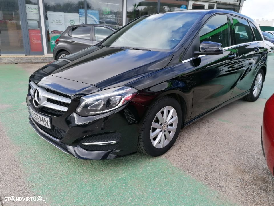 Mercedes-Benz B 180 CDi BlueEfficiency Edition - 1
