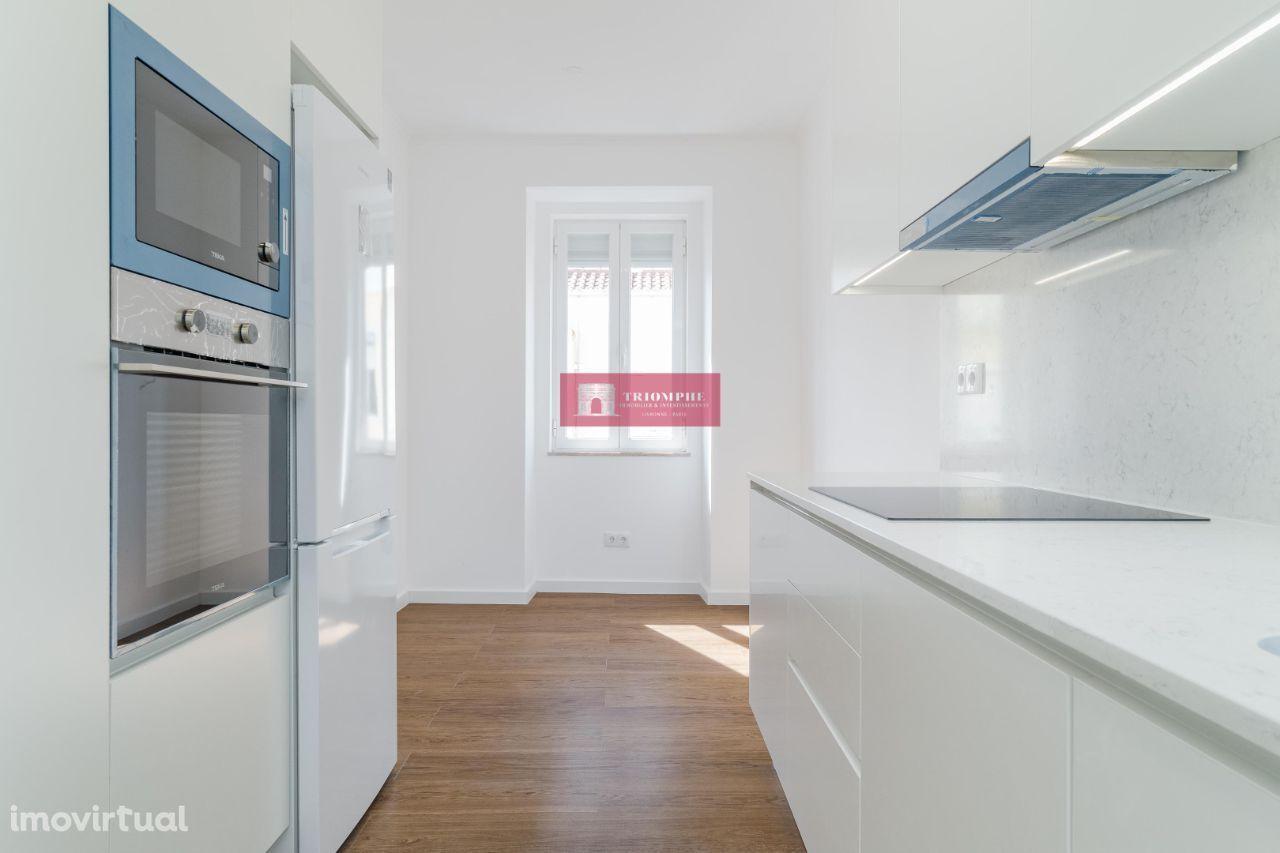 Apartamento T3 Sabino de Sousa, Penha de França