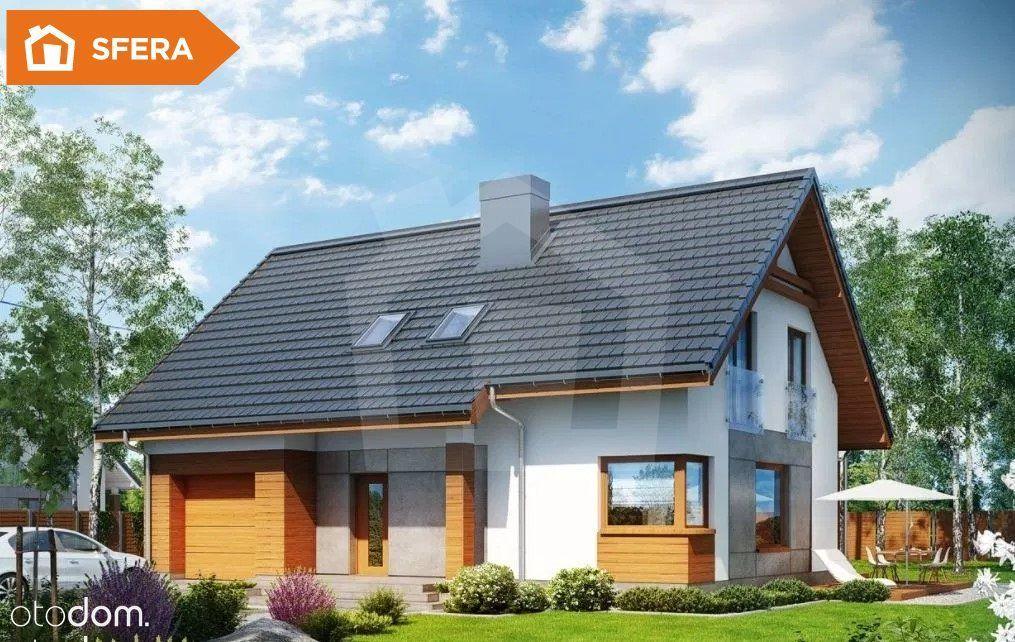 Dom, 151 m², Łochowo