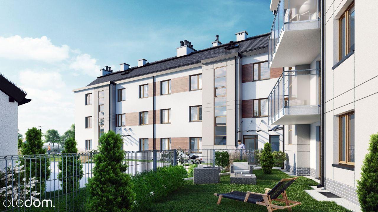 2-pokojowe mieszkanie o powierzchni 30,41m2.