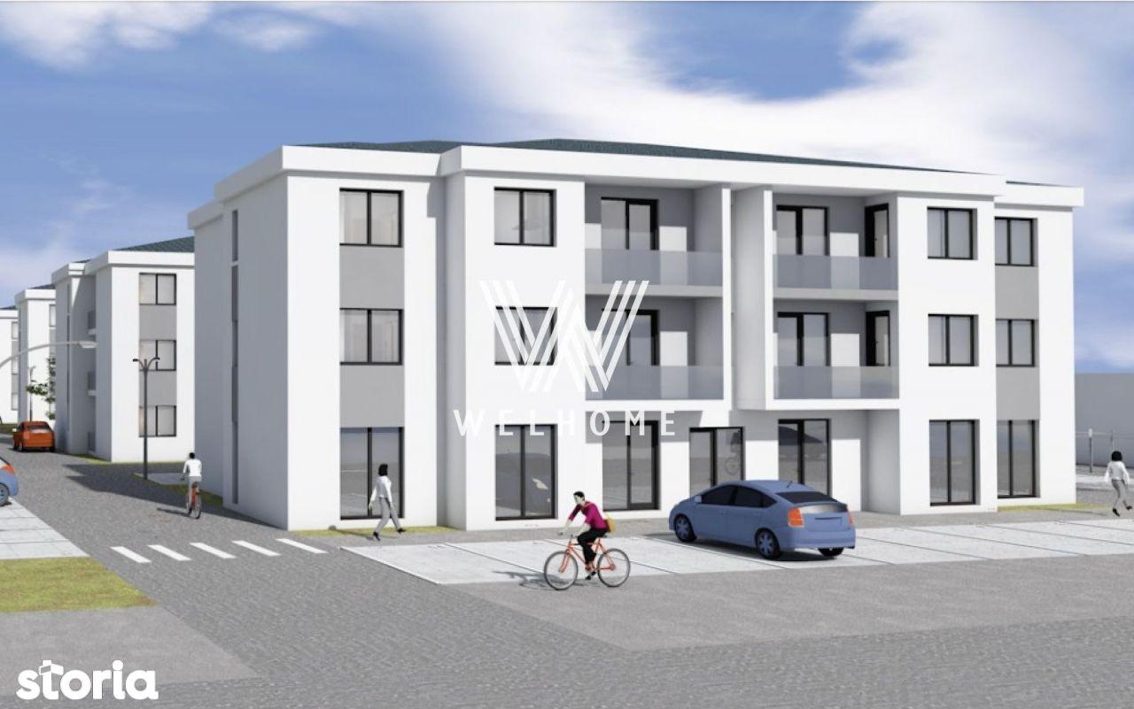 Apartament cu 3 camere, in Selimbar, Sibiu