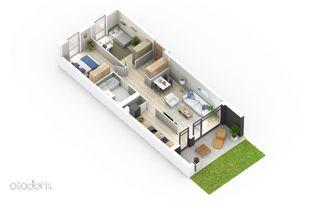 Nowe mieszkanie, 3 pokojowe z ogródkiem i tarasem
