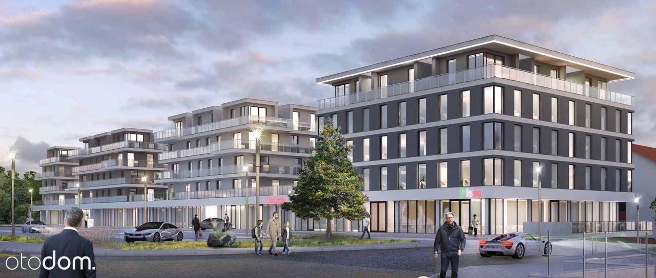 Osiedle Gawronów - Budynek mieszkalno-usługowy