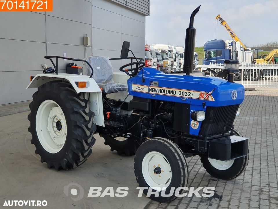 New Holland 3032 NEW UNUSED TRACTOR - 2021 MODEL - 3