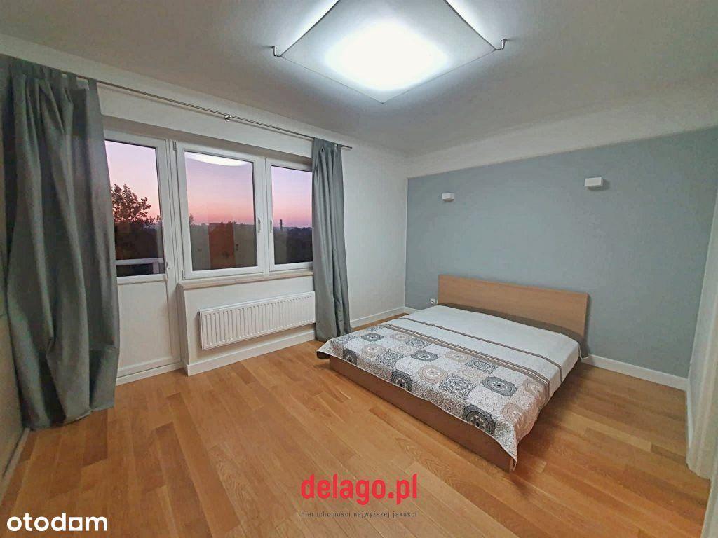 Przestronny apartament z balkonem | Wilanów