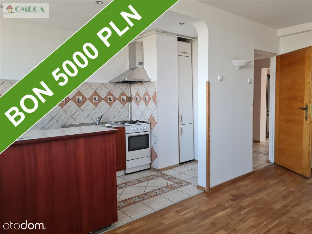 Mieszkanie, 55 m², Sosnowiec