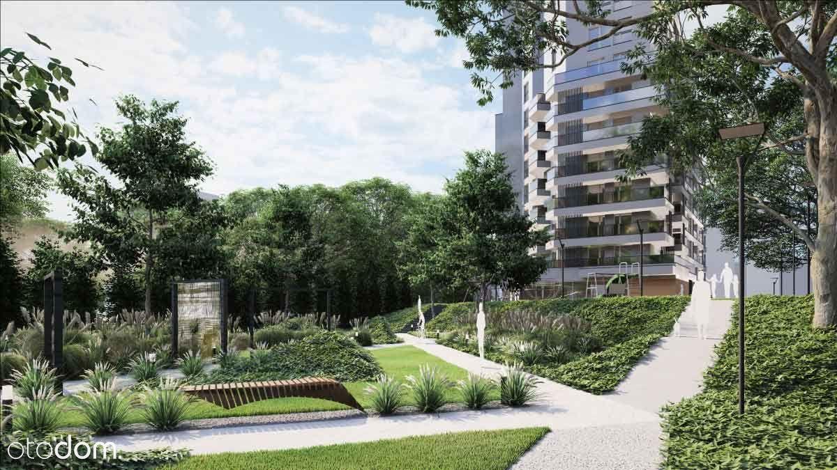 Mieszkanie w Inwestycji North Park A8