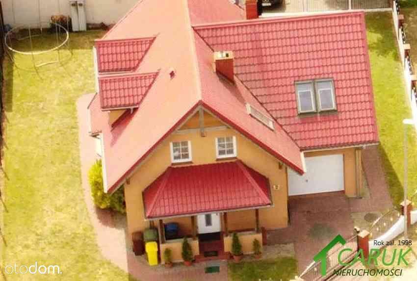 Bezpieczny dom wolnostojący z garażem centrum