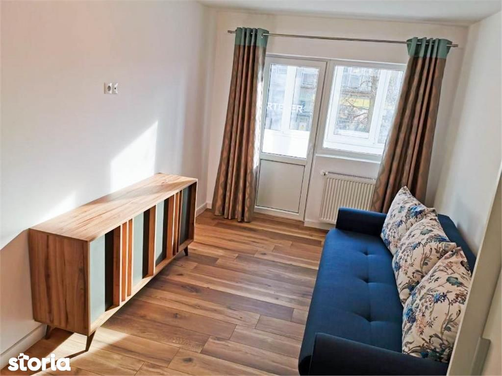 Apartament 2 camere, Decomandat, Modern, Iris