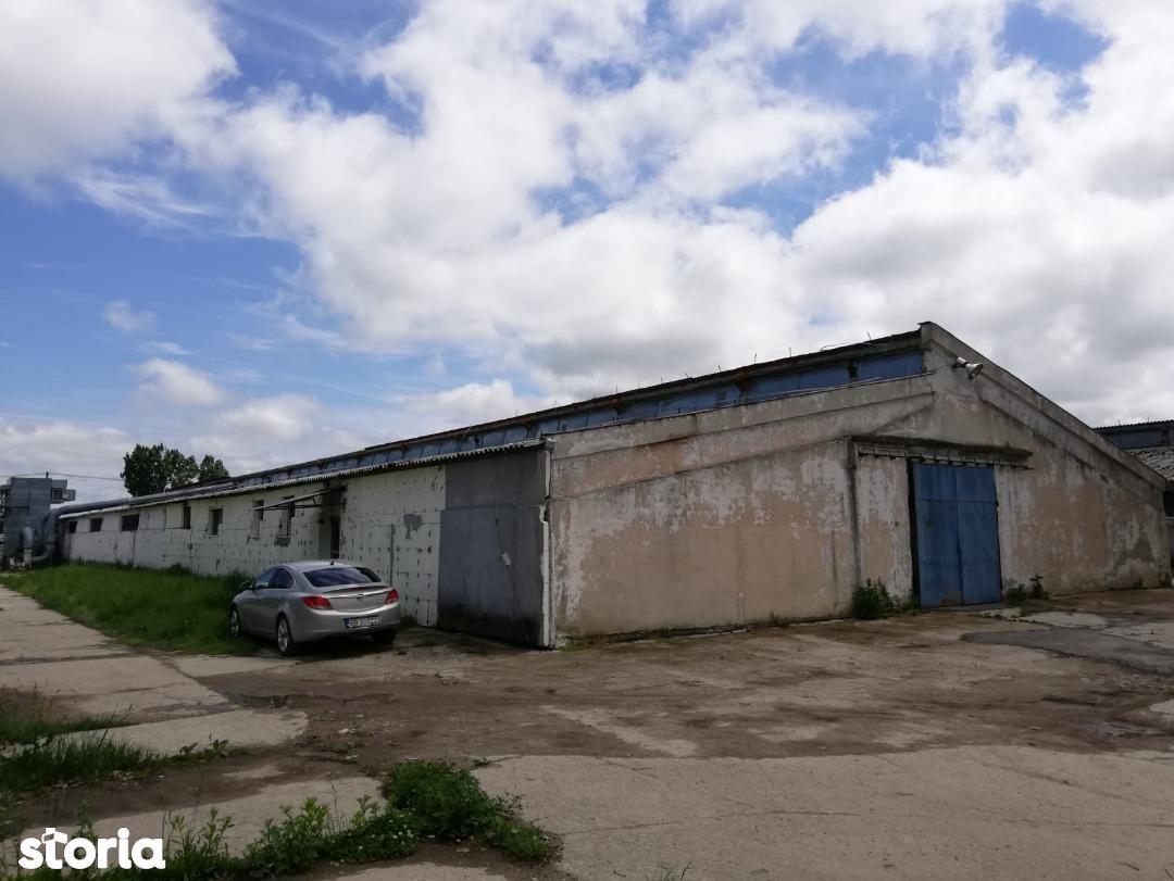 Hala industriala in Cristian, Sibiu