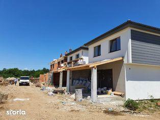Vila individuala de vanzare, 120 mp utili, Selimbar