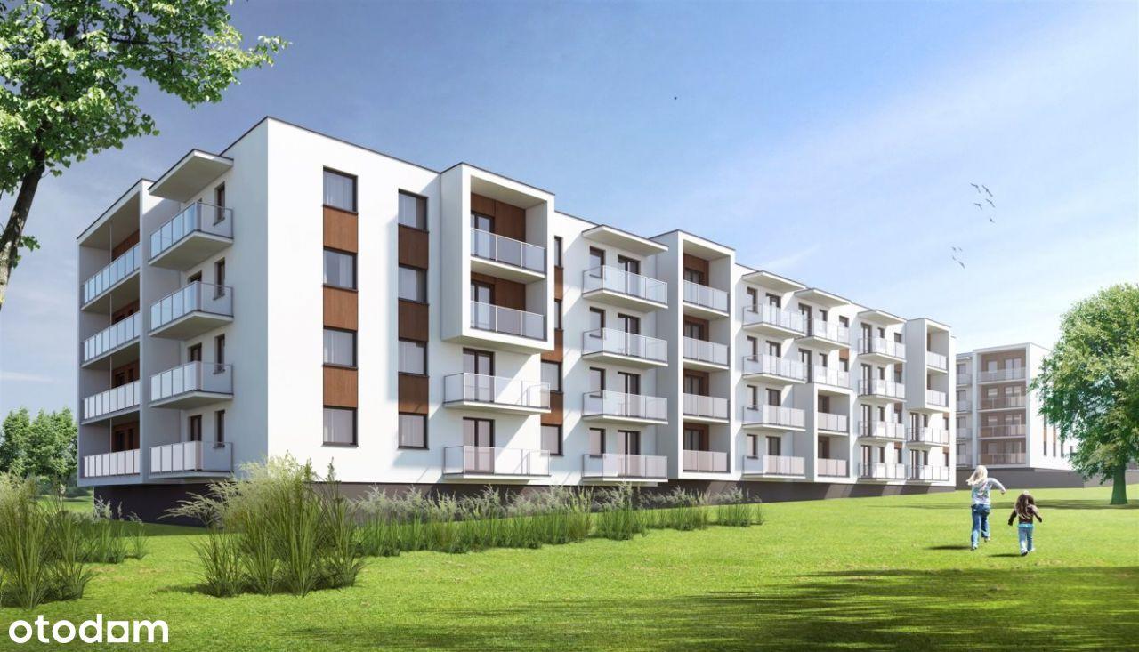 Mieszkanie 61,30 m2 - inwestycja w realizacji