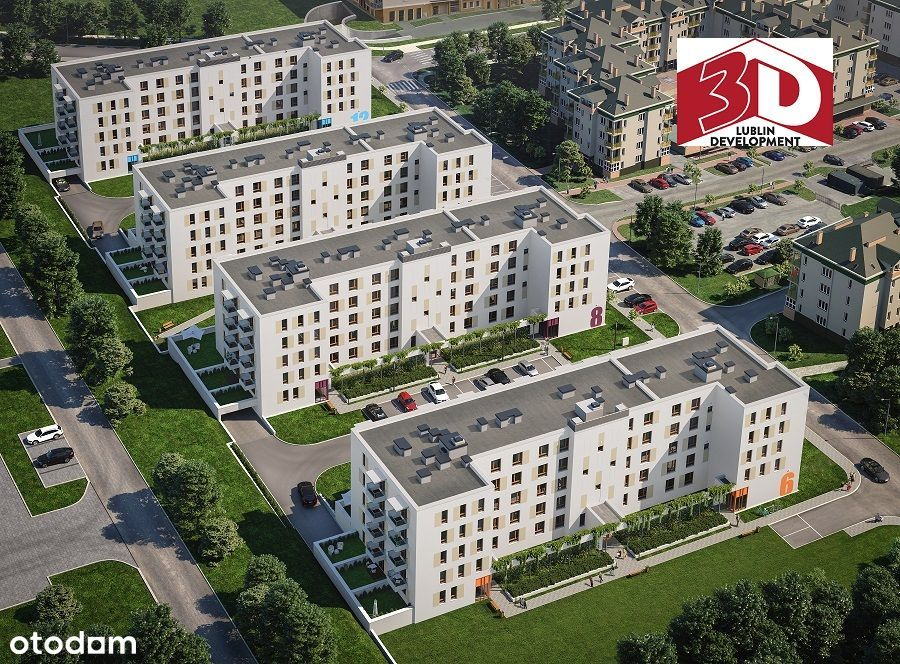 Osiedle Nad Zalewem w Lublinie