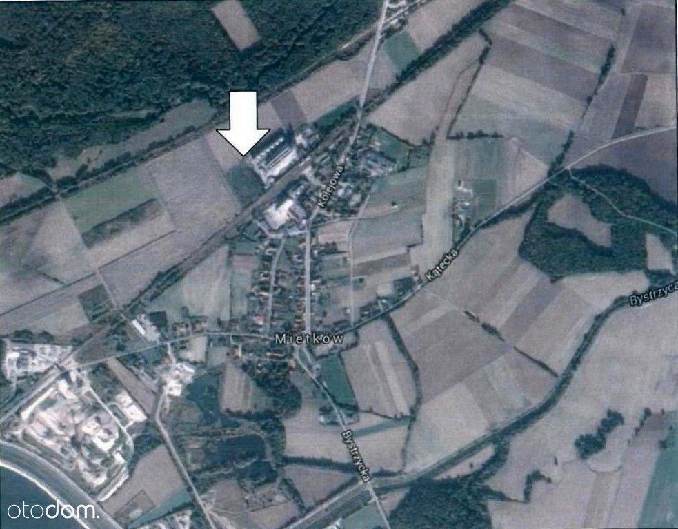 Działka, 18 565 m², Mietków