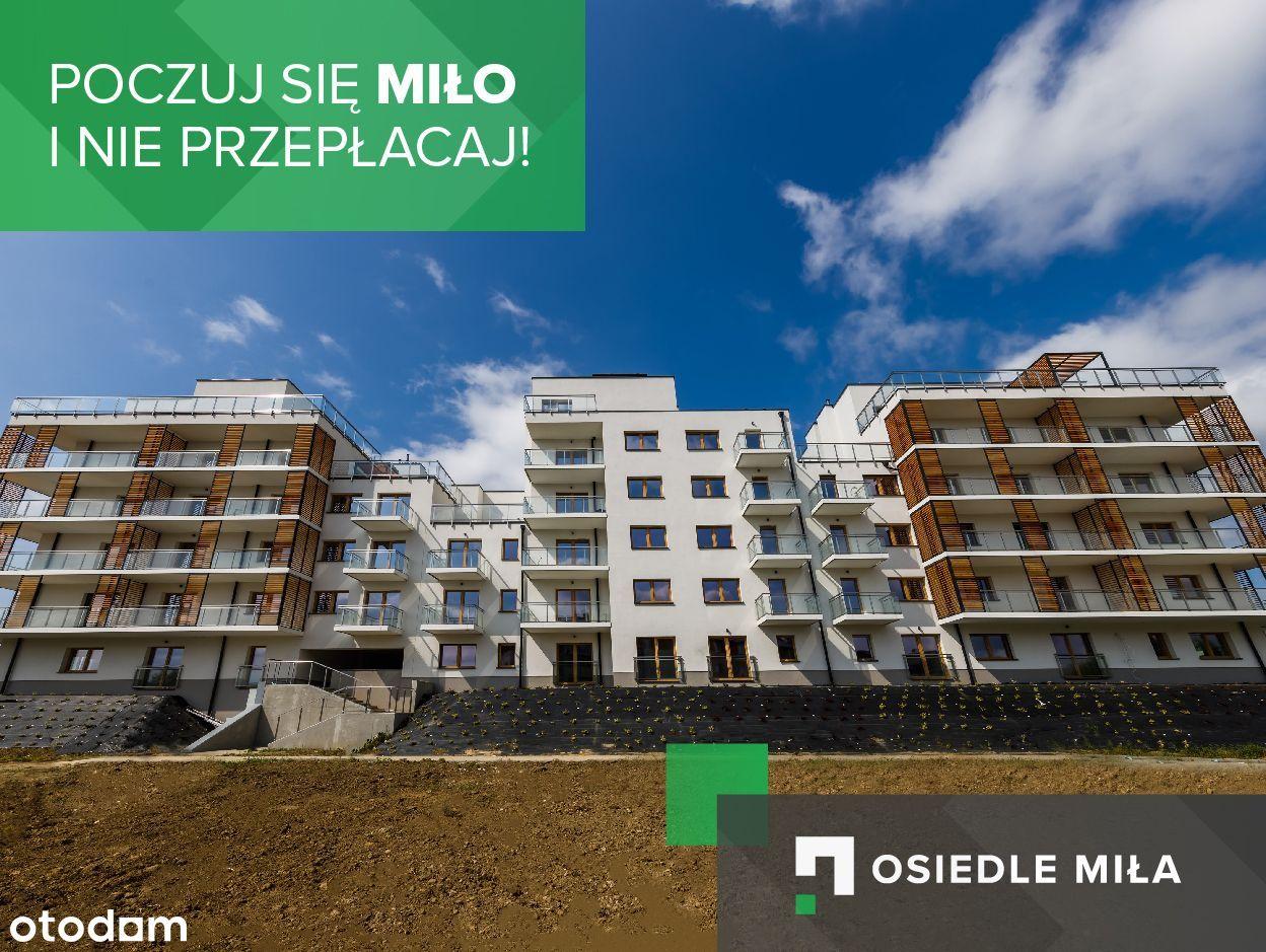 Twoje pierwsze mieszkanie -ogromny balkon- sprawdź