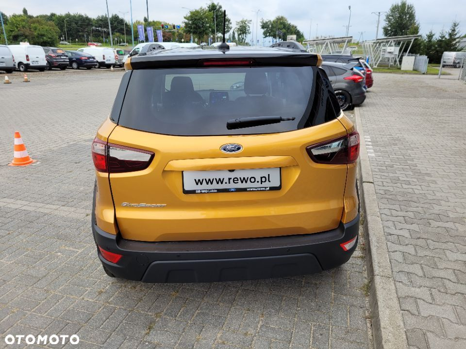 Ford EcoSport Active, 1.0 EcoBoost mHEV 125 KM M6 ( z ASS ) FWD - 11