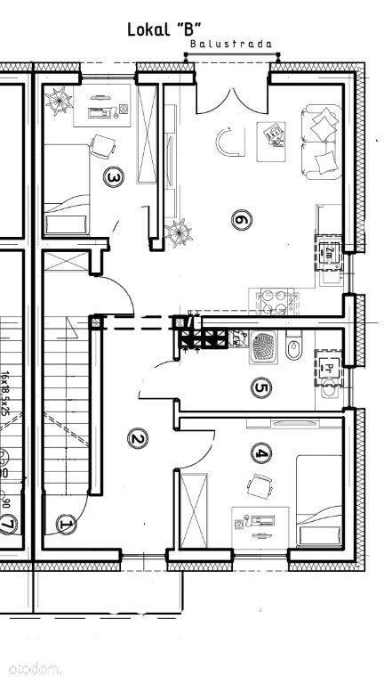 Marki -3 pokoje+ poddasze 2 miejsca parkingowe