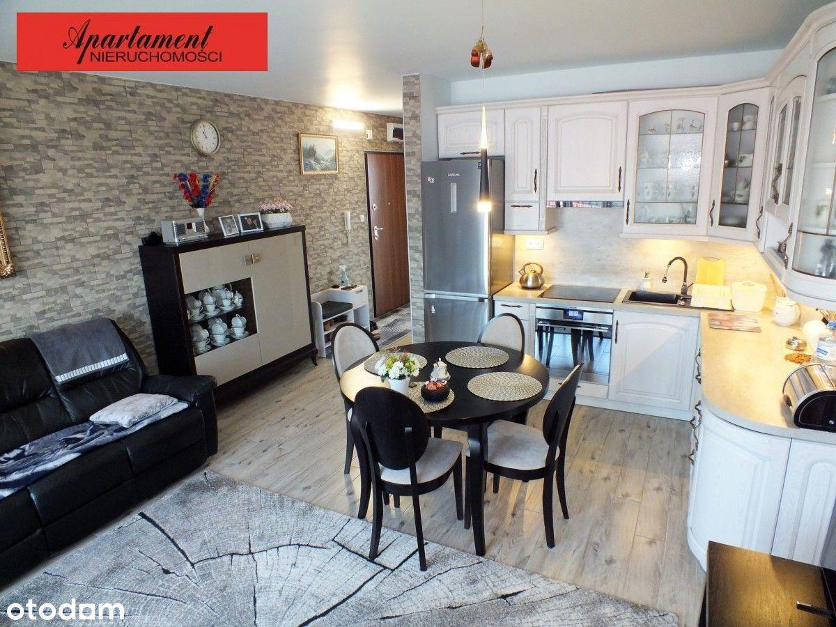 Kameralny Apartamentowiec- wysoki standard