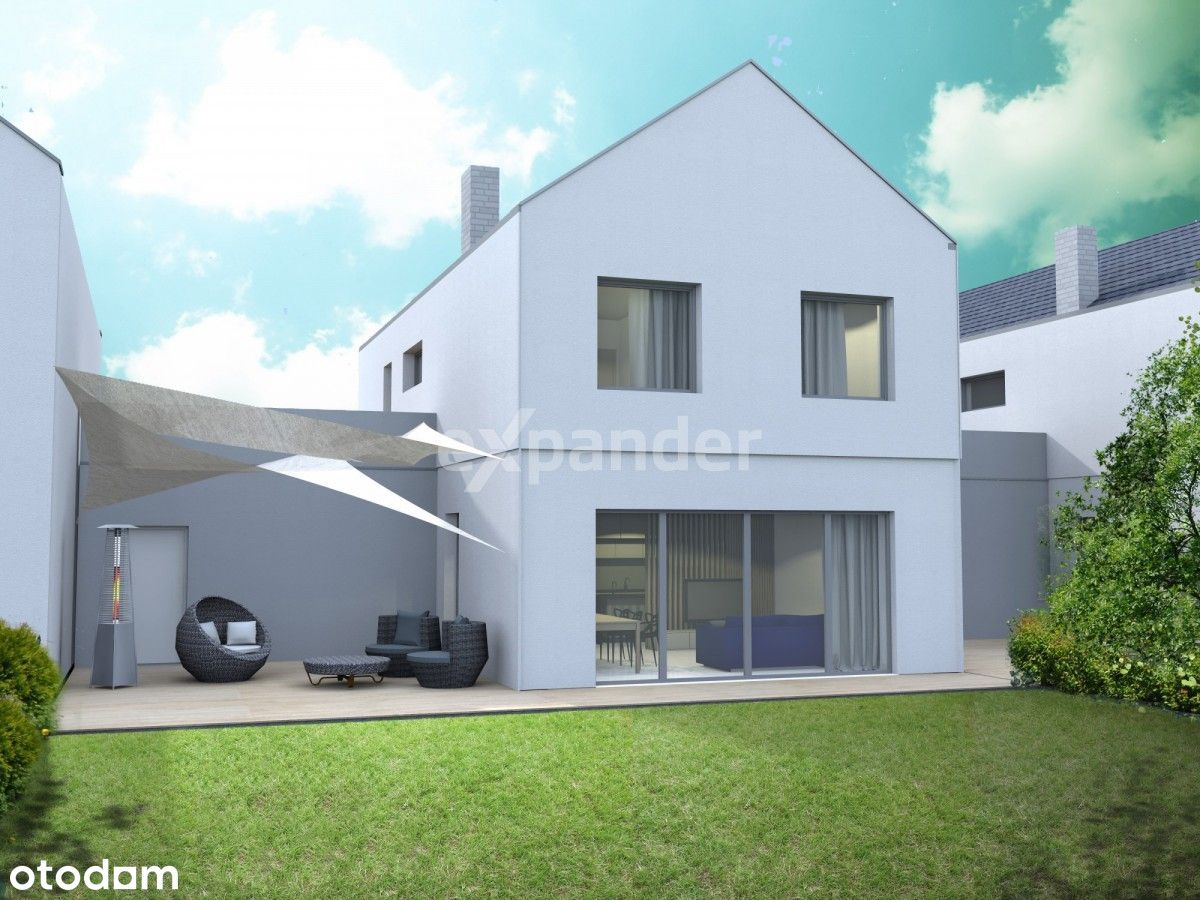 Lubin, nowy dom 162 m2