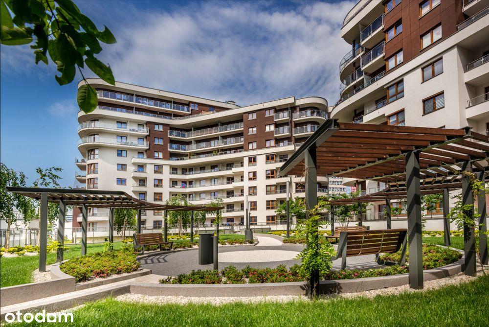 Apartament w inwestycji Grzegórzki Park A8/26