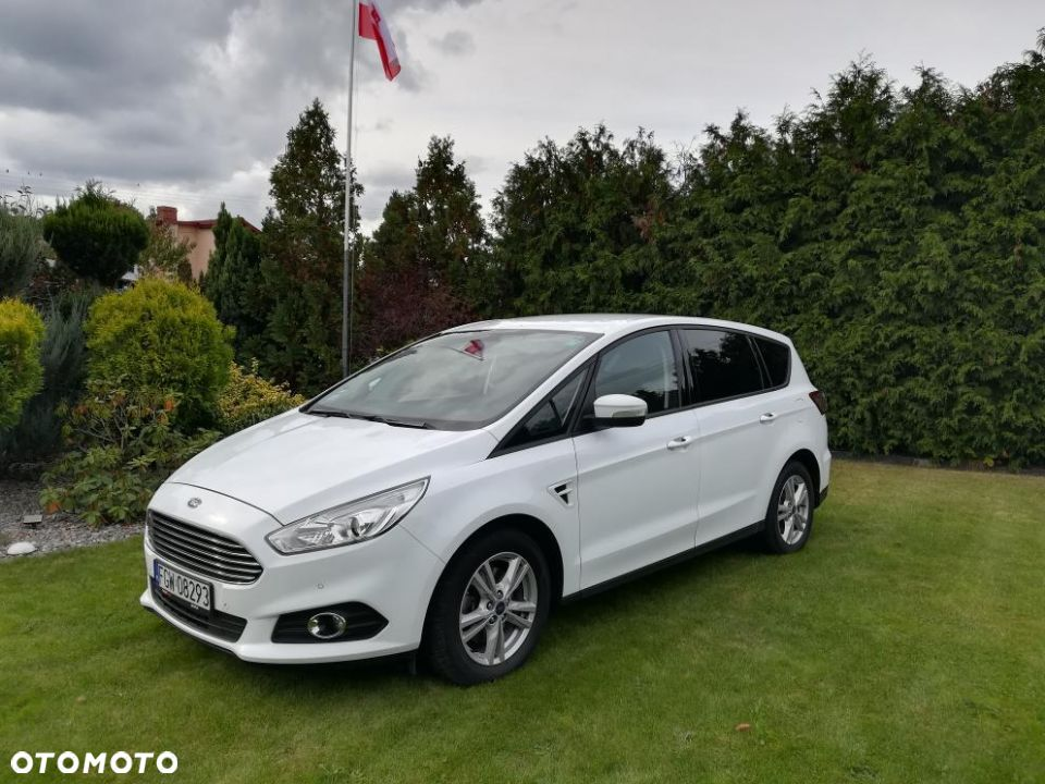 Ford S-Max 2018 Rok 180 KM AUTOMAT - 1