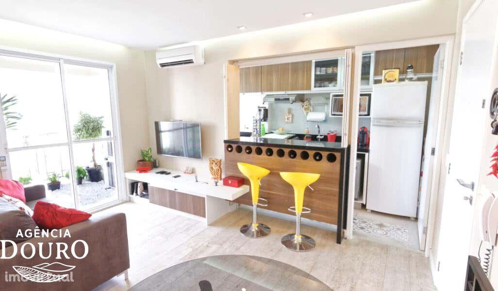 Apartamento T1 - Leça da Palmeira - NOVO com Terraço.