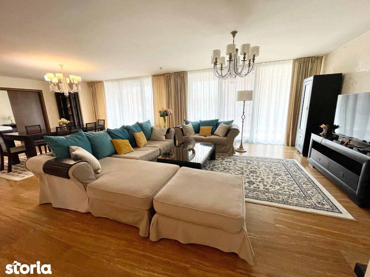 Kiseleff 3 Bedroom apartment