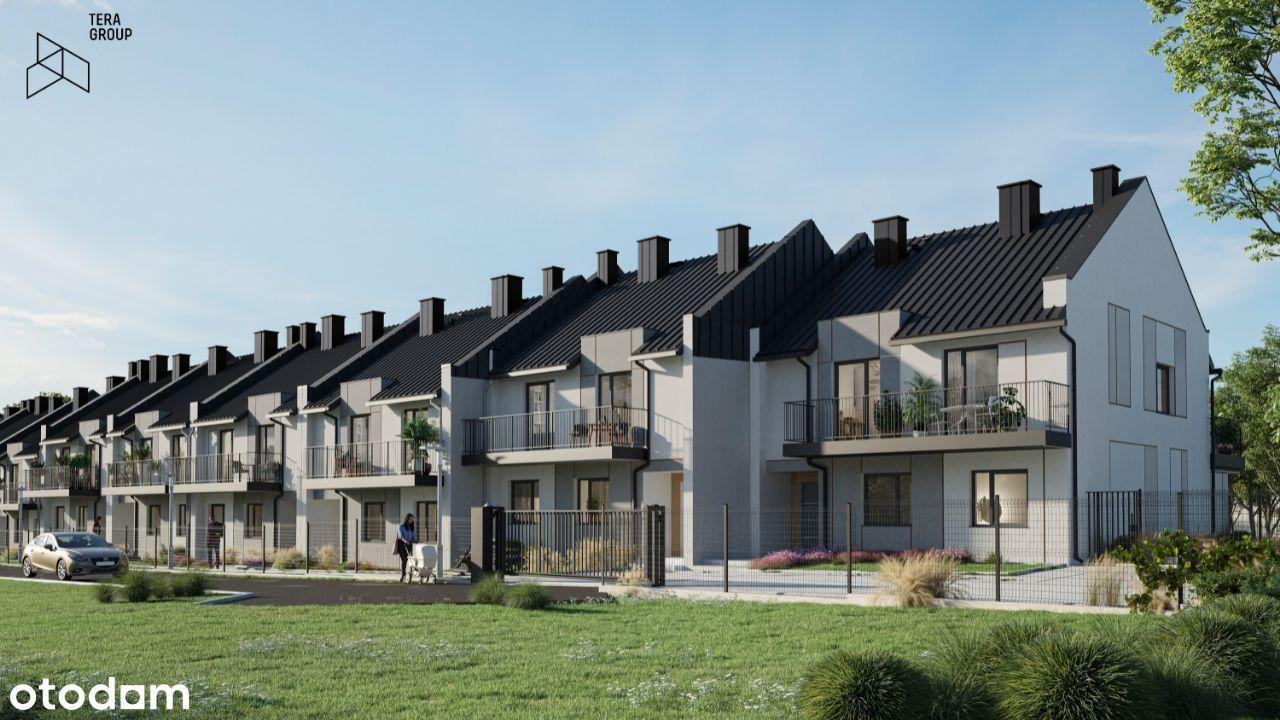 Nowe Mieszkania 3 pokoje OGRÓD , TARAS Osiedle KSM