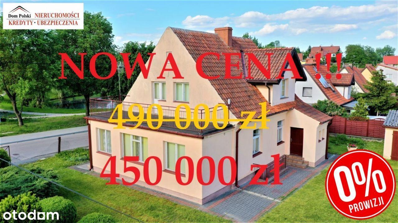 Dom jednorodzinny 113 m2, 300m od jeziora - Olecko